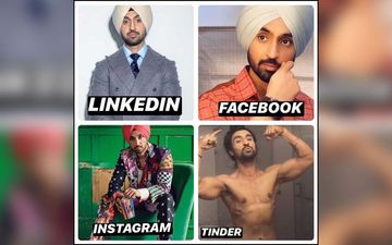 Diljit Dosanjh, Aarya Babbar, Harrdy Sandhu Take The Viral #DollyPartonChallenge And We're ROFL