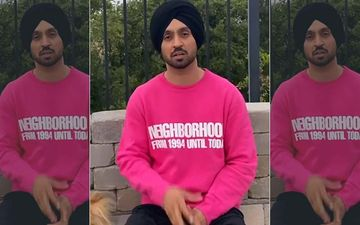 Diljit Dosanjh Posts A Picture To Prove His Indian Citizenship After Being Trolled; Asks People Not To Spread Hate