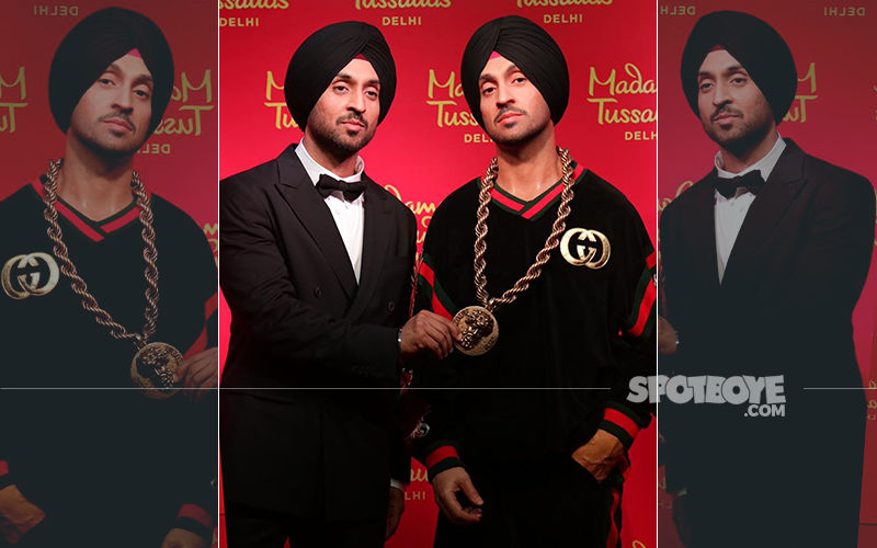 Diljit Dosanjh's Wax Statue At Madame Tussauds Has More Swag Than The Punjabi Pop Star