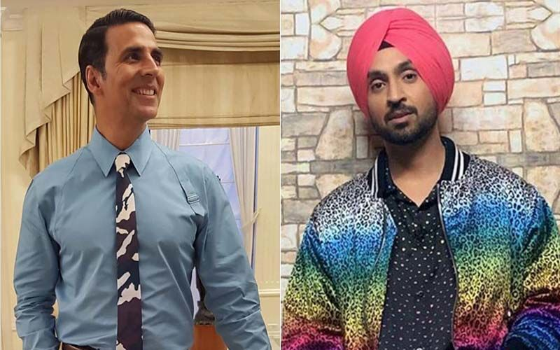 Diljit Dosanjh Is All Praises For Akshay Kumar During 'Shadaa' Promotion, Says He Makes Bets And Wins Every Time
