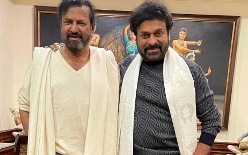 Chiranjeevi And Mohan Babu Head To Sikkim For Summer Vacay