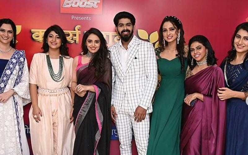 Colors Marathi Award 2021: Here's A Sneak Peak To The Red Carpet Moments Of The TV Fraternities