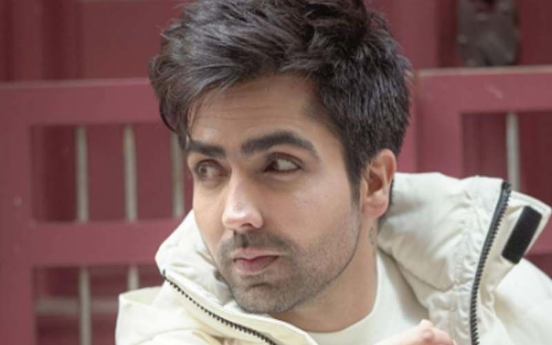 Harrdy Sandhu Aces Casual Style In Black And White Pictures; Fans Are In Awe Of Him