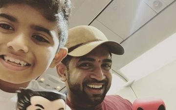 Arun Vijay's Son, Arnav Vijay, Makes His Acting Debut With Father