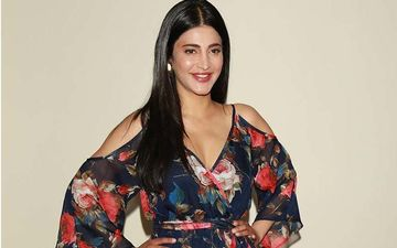 Happy Birthday Shruti Haasan: Times When The B'Day Girl Bedazzled In Her Selfies; Looks Gorgeous Flaunting Radiant Flawless Skin