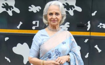 Waheeda Rehman On How She Almost Didn't Do Her Most Memorable Role In Guide Due To A Tiff With A Director