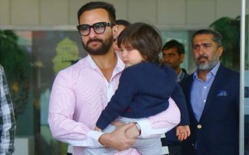 Saif Ali Khan On Taking Paternity Leave: 'If You Don't See Your Children Growing Up, You're Making A Mistake'