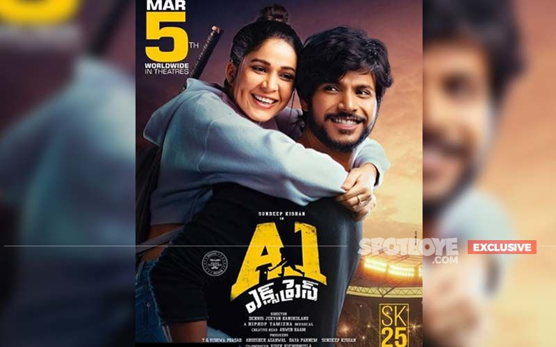 Sundeep Kishan On His First Sports Film A1 Express Releasing On 5 March, 'Hope To Create Awareness About Hockey's Potential'- EXCLUSIVE