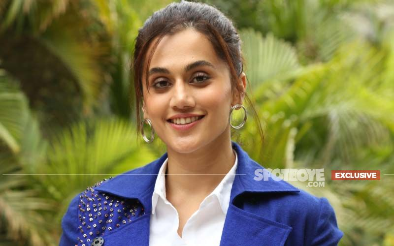 Taapsee Pannu On Winning The  Filmfare Best Actress Award, 'I Keep My Trophies In A Treasure Box, Away From Everyone's Sight' - EXCLUSIVE