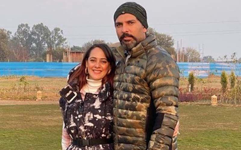 Yuvraj Singh's Wife Hazel Keech Goes On A Break From Social Media Temporarily Amid Pregnancy Rumours; Reveals She Will Be Back, 'Wish Me Luck'