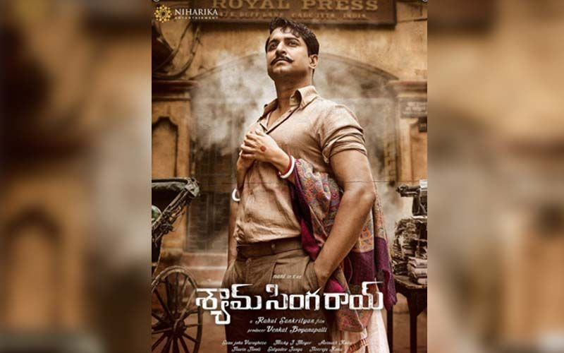 Shyam Singha Roy: Nani Starrer Film Spends A Whooping Amount To Erect A Set For The Final Schedule