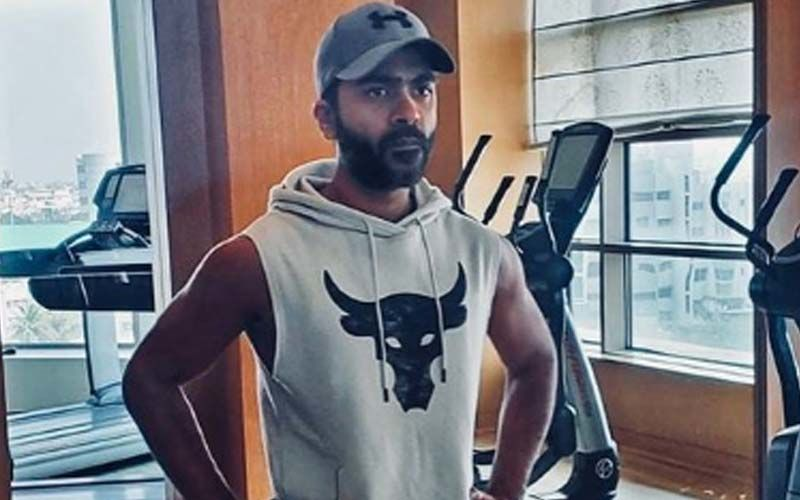 Silambarasan TR Finds Fun In Agonizing Heavy Workouts, Catch This Video To Get A Glimpse Of It