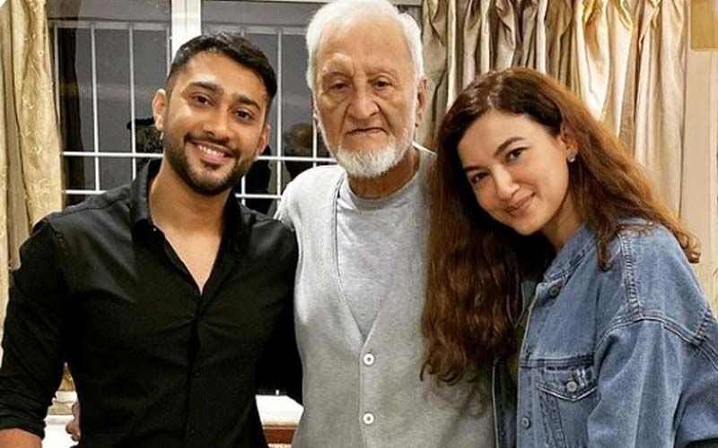 Gauahar Khan's Father Funeral To Take Place Today; Actress Urges With Fans To Offer 'Dua' For The Departed Soul