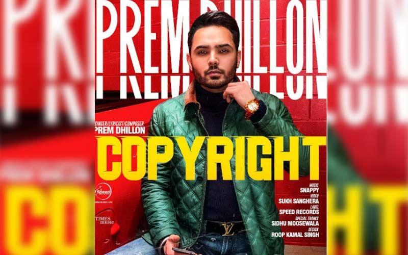 Catch Copyright By Prem Dillon Exclusive On 9X Tashan