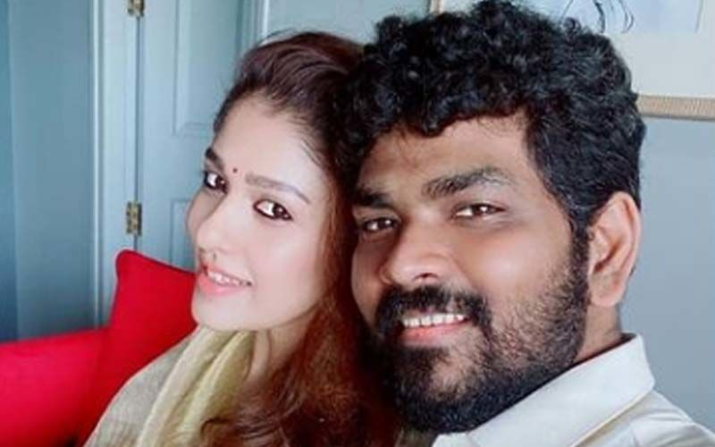 Nayanthara Shares Cute Moments With Vignesh Shivan From Easter Celebration