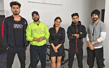 Dilpreet Dhillon and Mandy Takhar's 'Mera Viah Kra Do' Will Be Backed By Desi Crew's Music