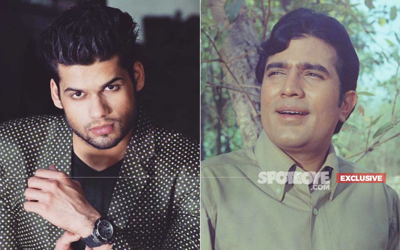 "Dimple Kapadia's Nephew, Karan Kapadia, Hasn't Watched ""Too Many"" Rajesh Khanna Films!"