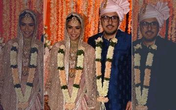 फिल्ममेकर दिनेश विजन ने गर्लफ्रेंड प्रमिता तंवर से की शादी