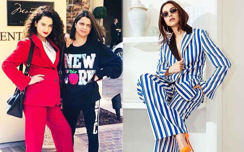 Kangana Ranaut's Sister Rangoli Chandel Takes A Jibe At Deepika Padukone: 'Sorry Kangana Ko Depression Ka Natak Nahin Aaya'