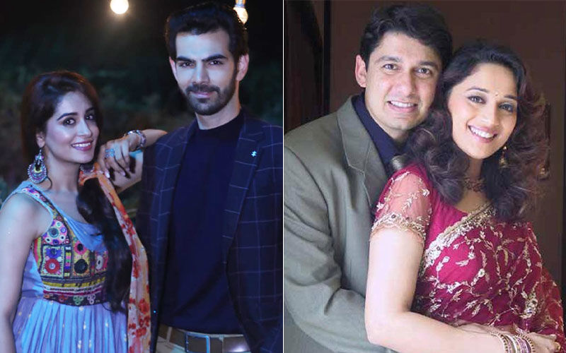 Dipika Kakar-Karan V Grover's Kahan Hum Kahan Tum Based On Madhuri Dixit-Sriram Nene's Love Story?