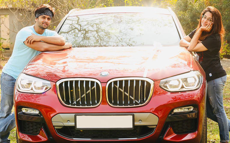 Dipika Kakar-Shoaib Ibrahim Turn Proud Owners Of A Luxury Car On Their First Wedding Anniversary