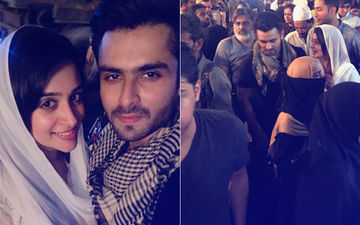 Dipika Kakar's First Visit To Mohammad Ali Road With Hubby Shoaib Ibrahim