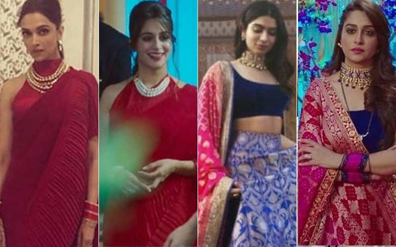 After Taking Style Inspo From Deepika Padukone, Dipika Kakar Ibrahim Wears The Exact Same Outfit As Khushi Kapoor