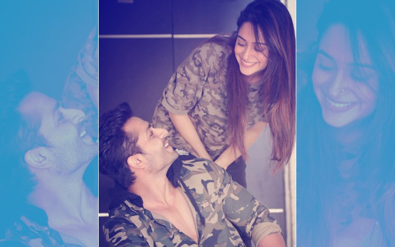 Sweethearts Shoaib Ibrahim & Dipika Kakar Are Acing The Twinning Game