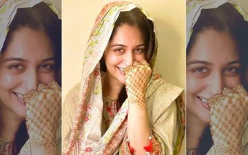 Eid 2020: Dipika Kakar Has Amazing DIY Hacks To Prepare Mehendi And Make Your Own Outfit During Lockdown- Video Inside