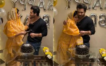 Shoaib Ibrahim's Live Midnight Birthday Celebration Is All About Love And Family; Dipika Kakar Bakes A Yummylicious Chocolate Cake
