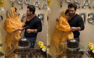 Shoaib Ibrahim's Live Midnight Birthday Celebration Is All About Love And Family; Dipika Kakar Bakes A Yummylicious Chocolate Cake
