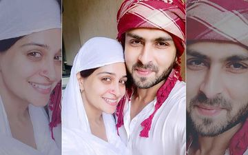 Ramadan 2020: Dipika Kakar Shares Sehri Picture; Flaunts Flawless No Makeup Skin While Posing With Hubby Shoaib Ibrahim