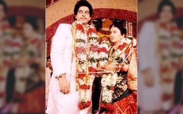 After The Success Of Ramayan Re-Run, Sita Aka Dipika Chikhlia's Marriage Photo Is Going Viral; Guess Which Superstar Was Present