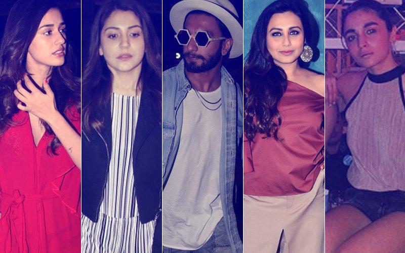 STUNNER OR BUMMER: Disha Patani, Anushka Sharma, Ranveer Singh, Rani Mukerji Or Alia Bhatt?