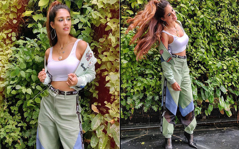 Disha Patani In Her Recent Dance Video Proves The Lady Has Got Some Killer Moves; Sizzles In Her Second YouTube Video