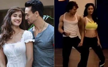 Disha Patani And Tiger Shroff's First Dance: Lady Says She Was Too Nervous And Shy To Dance Next To 'Baagh'
