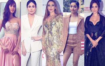 STUNNER OR BUMMER: Disha Patani, Kareena Kapoor, Iulia Vantur, Banita Sandhu Or Nushrat Bharucha?