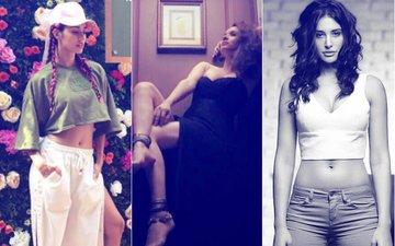 Sexy Saturday: Disha Patani, Ankita Lokhande & Nargis Fakhri Ooze Hotness