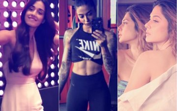 Tuesday Tadka: Disha Patani Dances, Bani J Shows Off Her Abs & Jennifer Winget Strikes A Pose