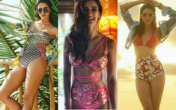 Disha Patani's Sexy Bikini Pictures Will Brighten Your Friday Night