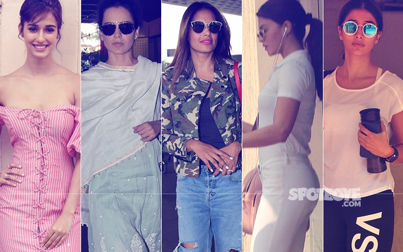 STUNNER OR BUMMER: Disha Patani, Kangana Ranaut, Bipasha Basu, Jacqueline Fernandez Or Pooja Hegde?