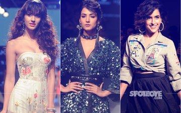 LAKME FASHION WEEK, 2017 DAY 1: Disha Patani, Sonal Chauhan, Sanya Malhotra Kick-Start The Fashion Week