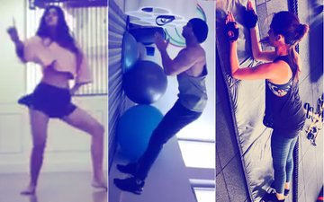 Workout Wednesday: Disha Patani, Sushant Singh Rajput & Kriti Sanon Show You How To Get A Perfect Bod
