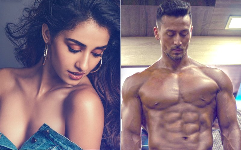 After Disha Patani's UNBUTTONING, Now Boyfriend Tiger Shroff Goes SHIRTLESS
