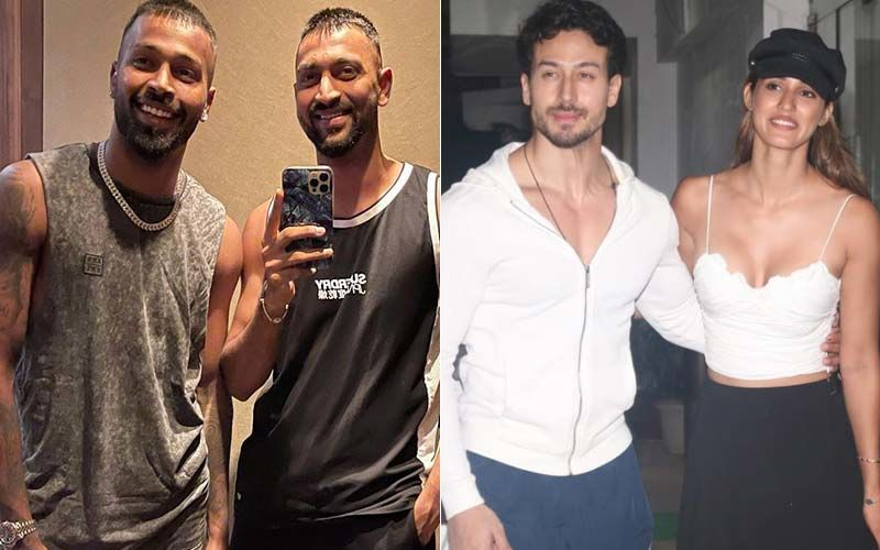 Hardik And Krunal Pandya Are Tiger Shroff And Disha Patani's New Neighbours