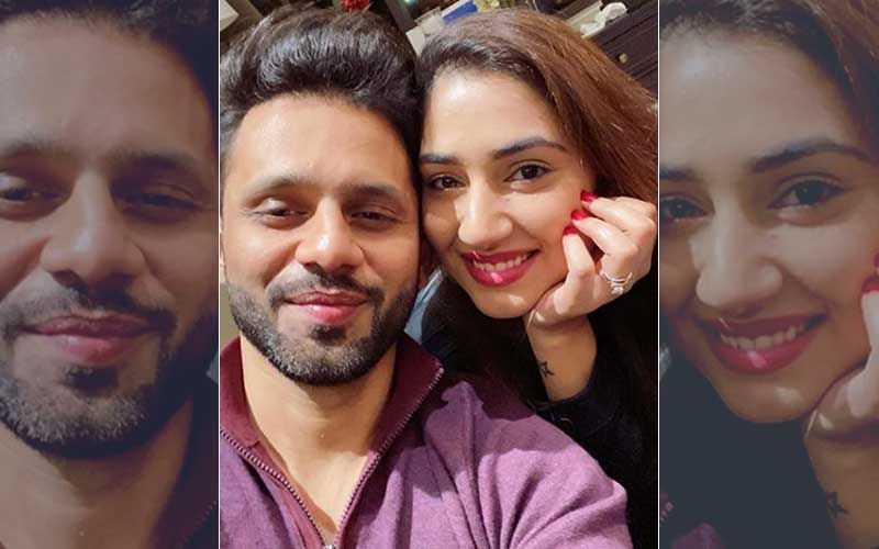 Rahul Vaidya And Disha Parmar Wedding Date Finally Revealed; Couple To Tie The Knot In An Intimate Wedding Ceremony in Mumbai-Read Full Deets INSIDE