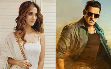 Disha Patani On Working With Salman Khan In Radhe, 'He Has A Star Persona Which Is Overpowering'