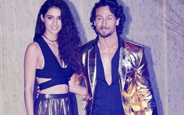 VIDEO: Disha Patani BONDS With Boyfriend Tiger Shroff's Family