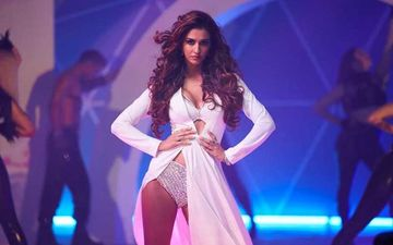 Malang: Disha Patani Injures Her Knee While Shooting For Hui Malang Song