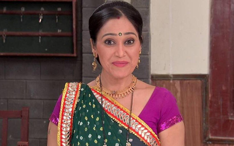Disha Vakani Shares A Throwback Video From Taarak Mehta Ka Ooltah Chashmah, Fans Request Her To Make A Comeback